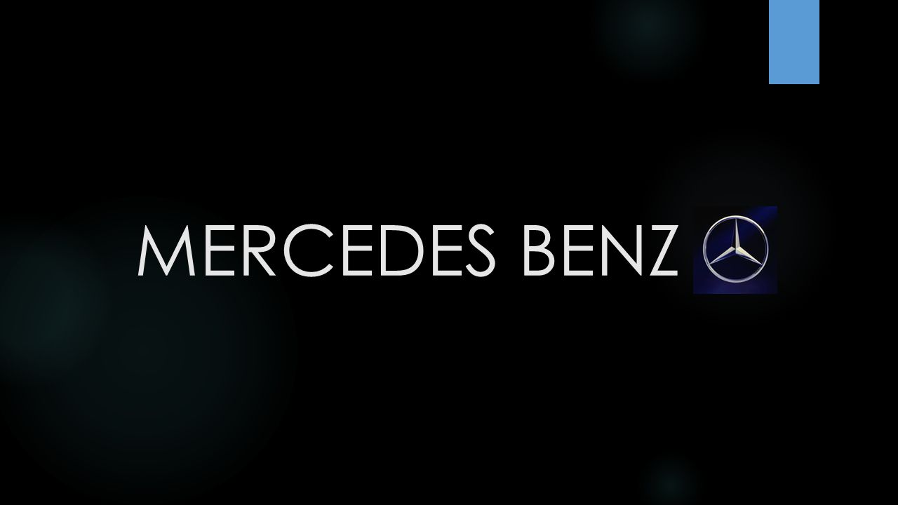 Mercedes benz ppt video online download for Mercedes benz text