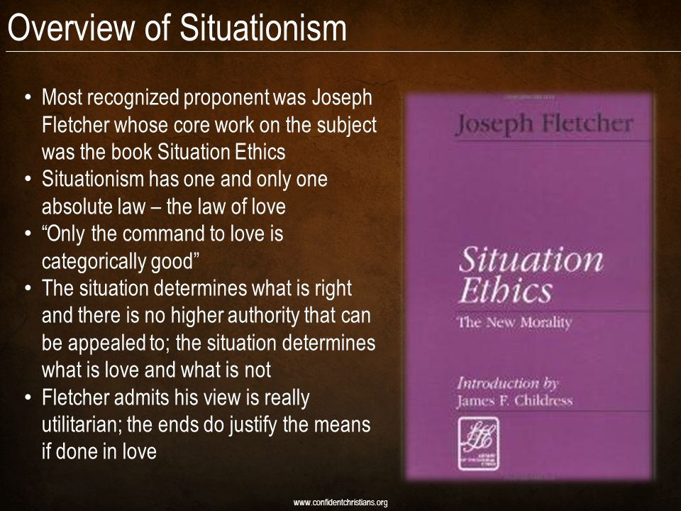 Overview of Situationism