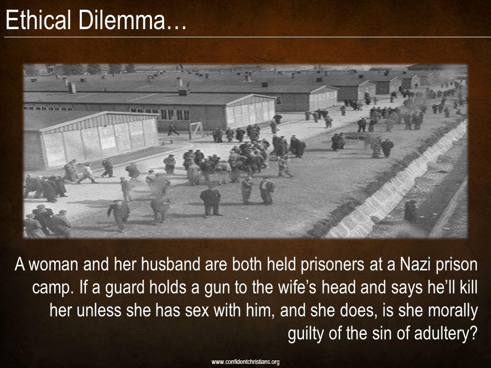 Ethical Dilemma…