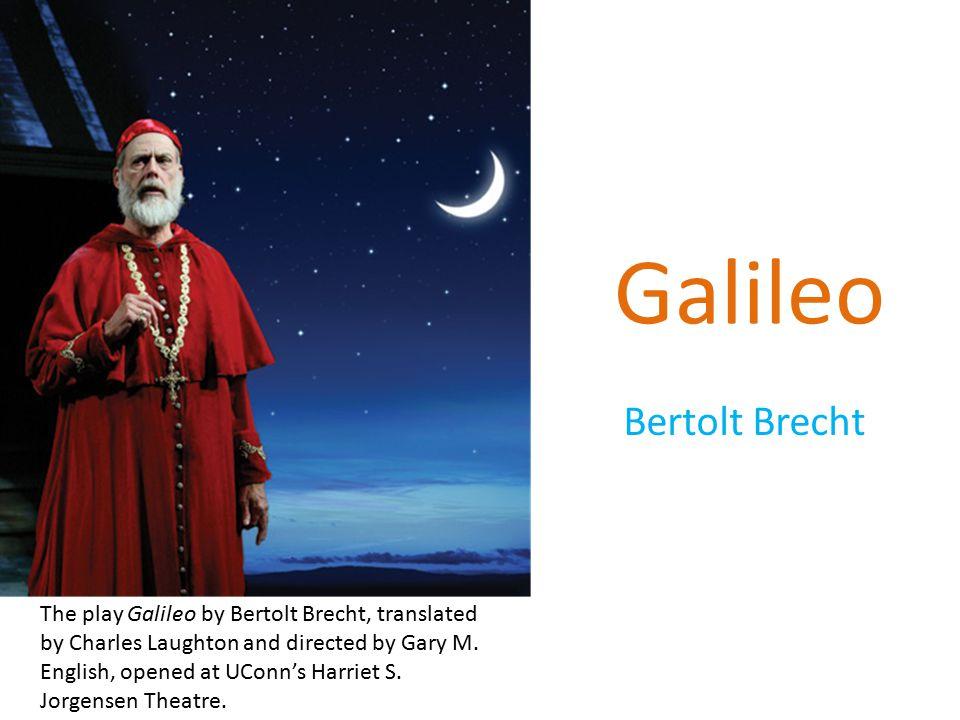 Galileo Bertolt Brecht
