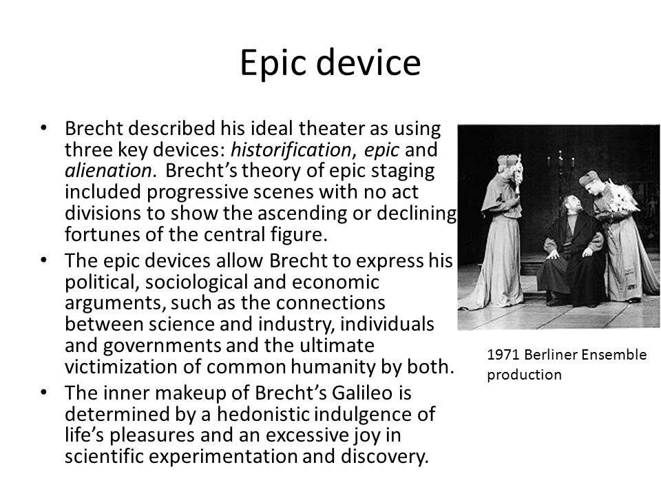 Epic device
