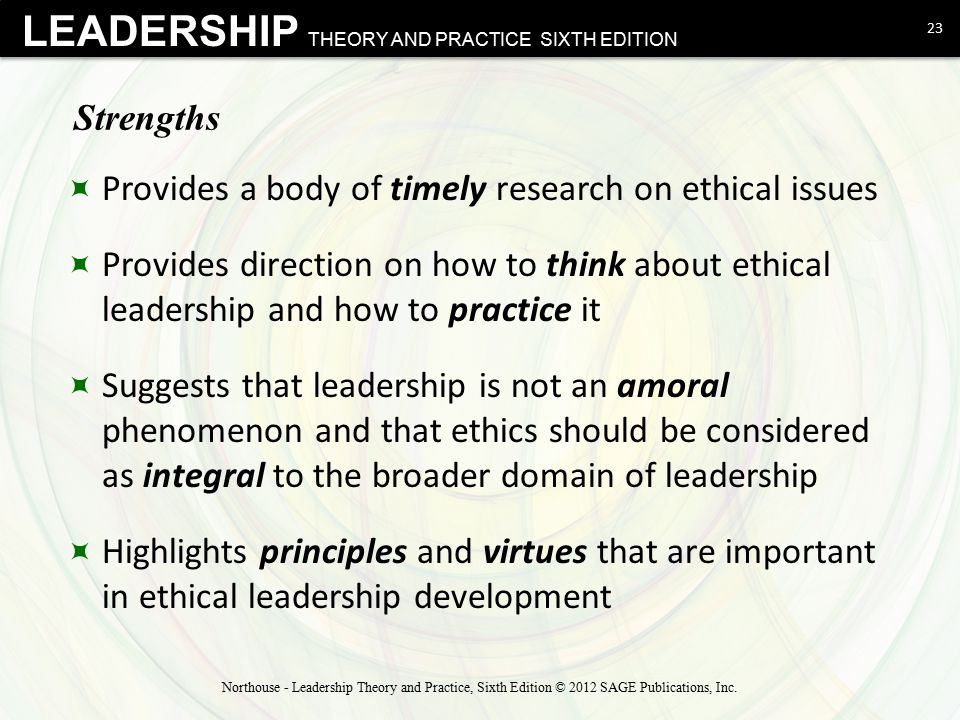 Provides a body of timely research on ethical issues