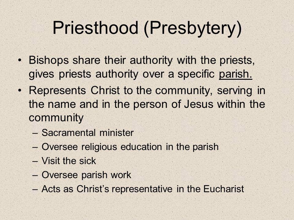 Priesthood (Presbytery)