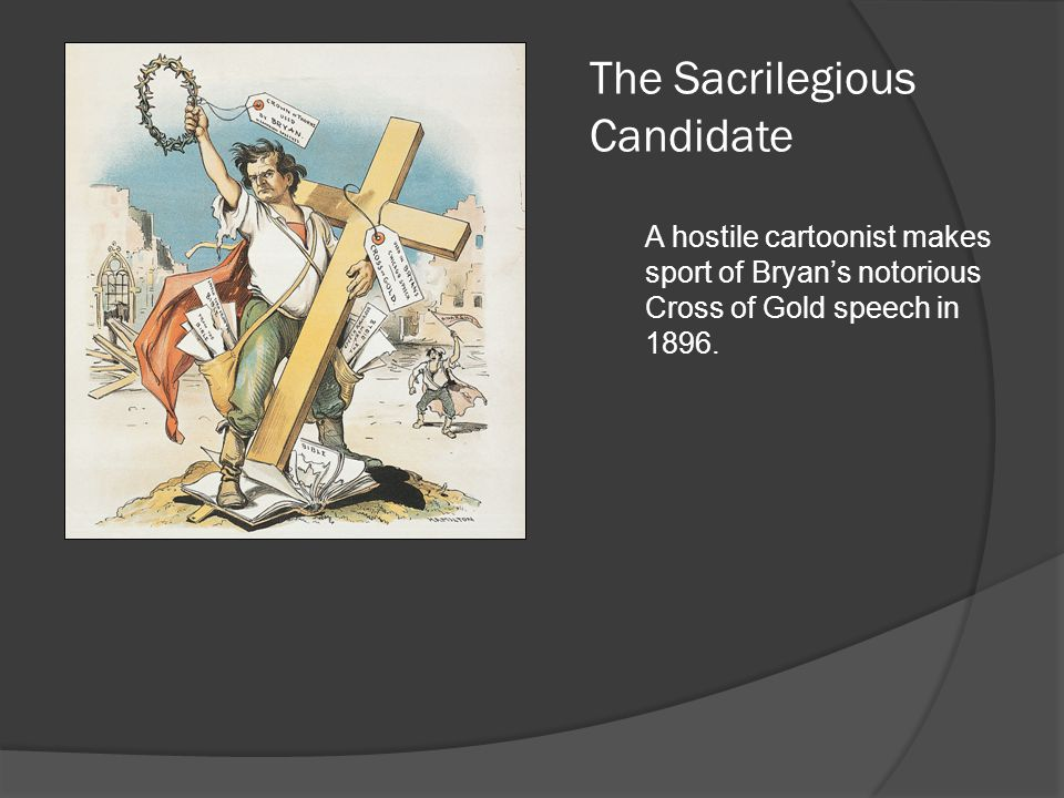 The Sacrilegious Candidate