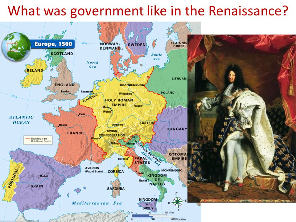 What was government like in the Renaissance