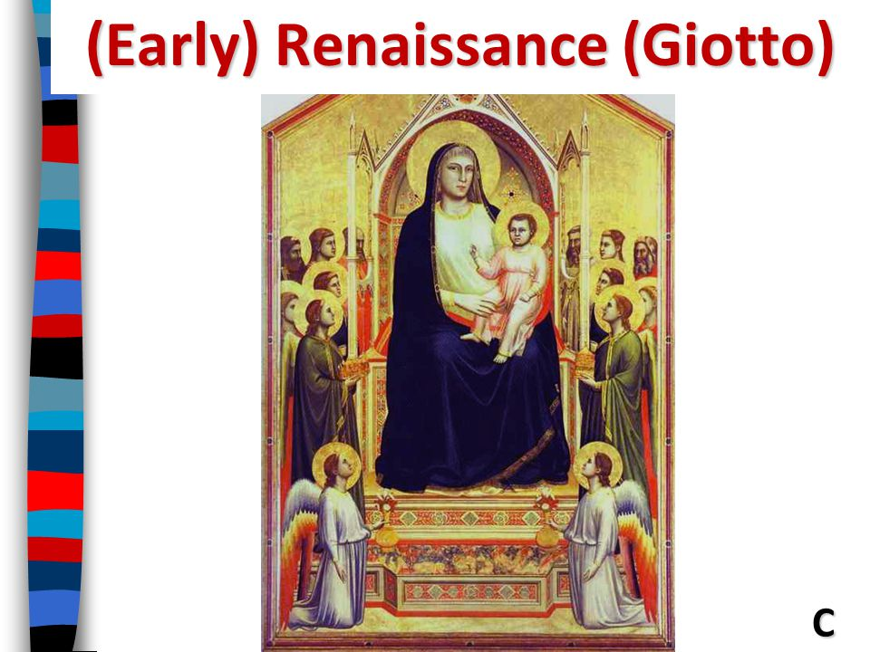 (Early) Renaissance (Giotto)