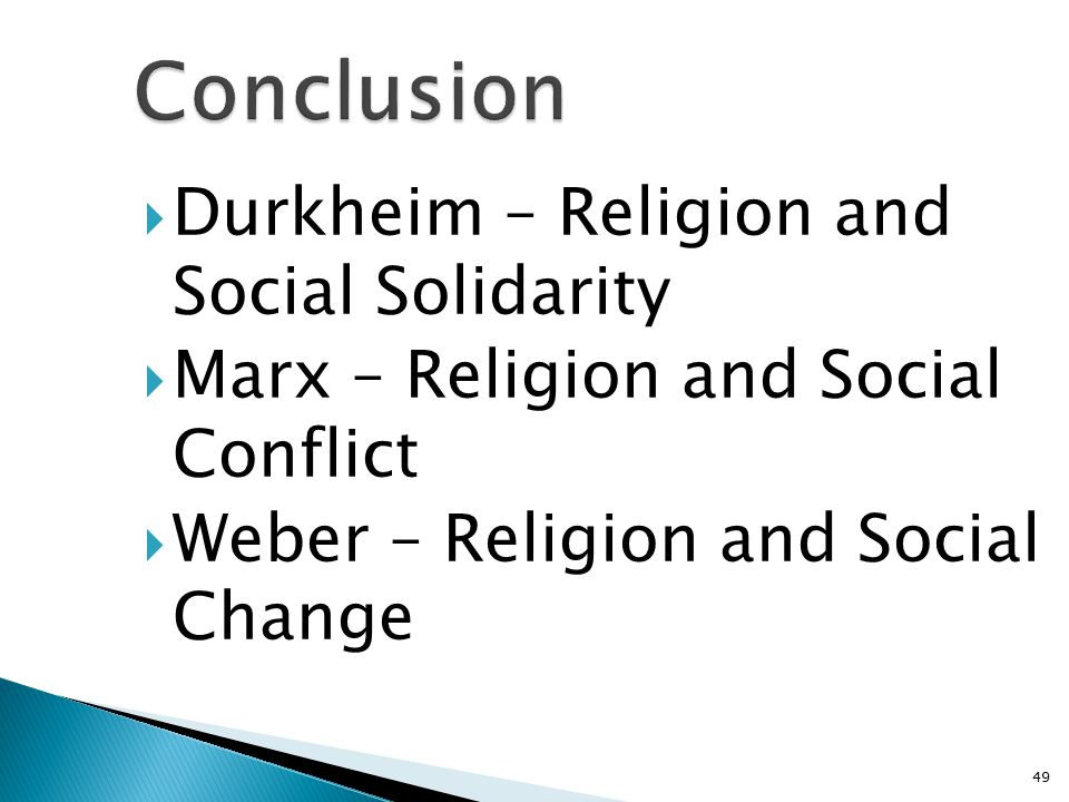difference between weber and durkheim on religion Oh ive got 16hours to do an essay comparing and constrast marx, durkheim, weber their concept of society especially focusing on human nature, labour, social change and their stance in sociology no religion aspects ( can u believe that, if it was on religion, i could finish it in 10mins) any ideas please, top points for the best answer.