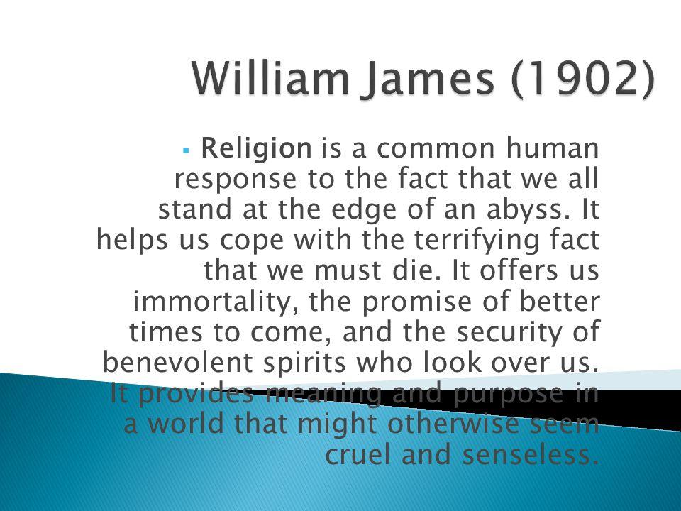 William James (1902)