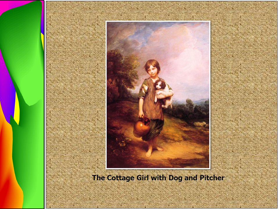 The Cottage Girl with Dog and Pitcher