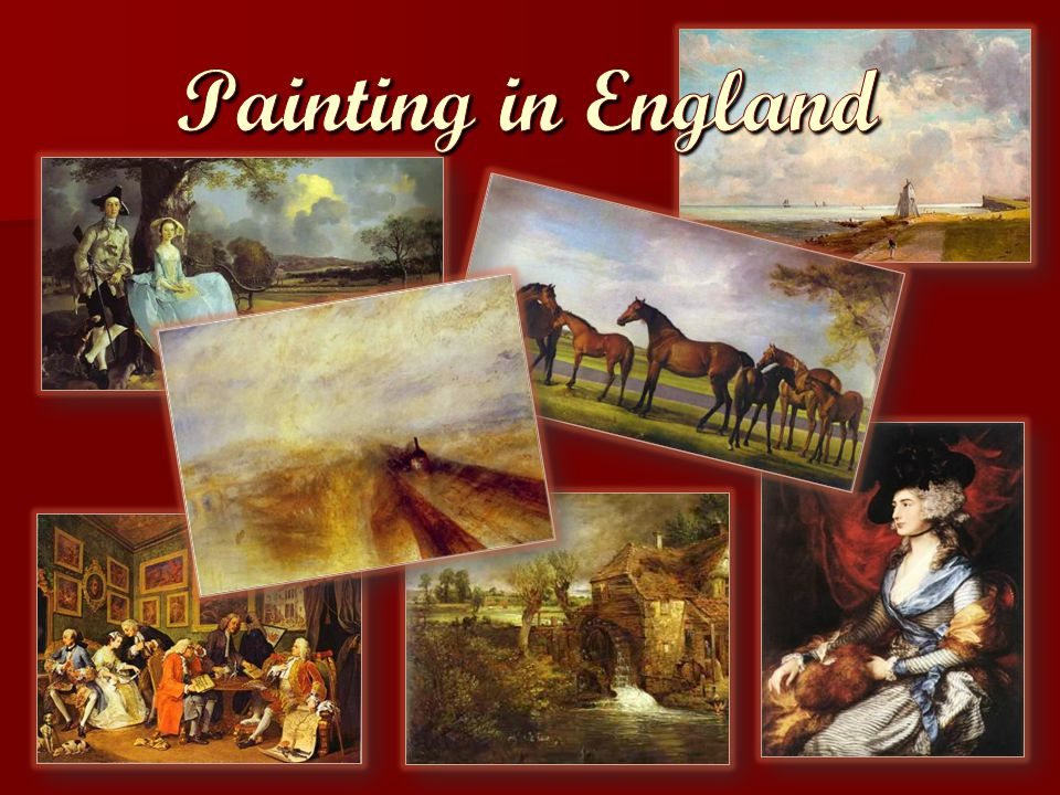 Painting in England