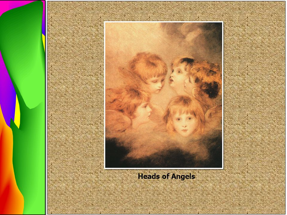 Heads of Angels