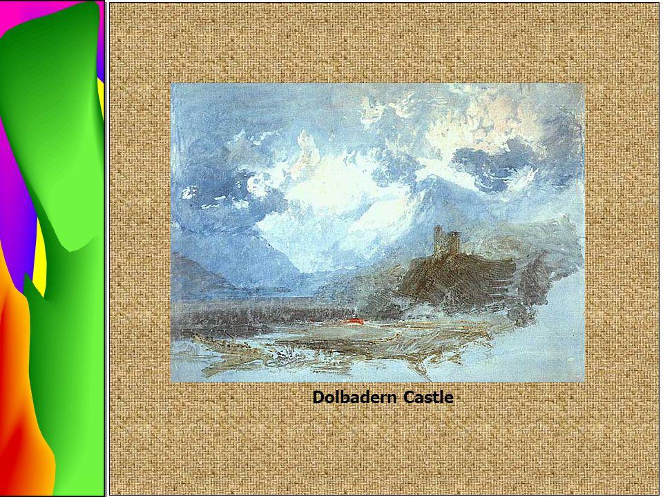 Dolbadern Castle