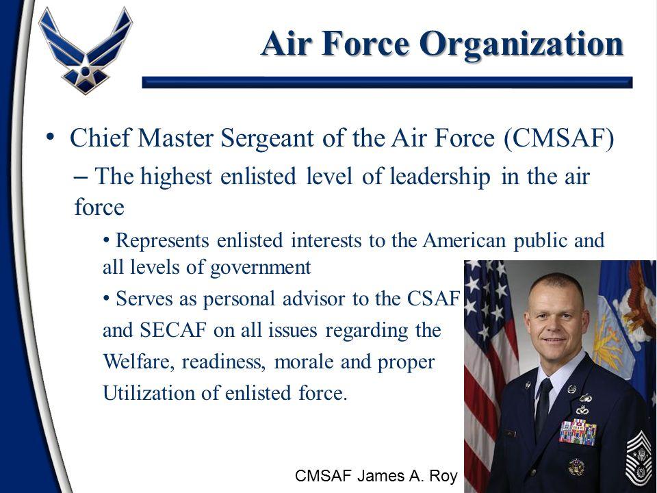 Air Force Organization