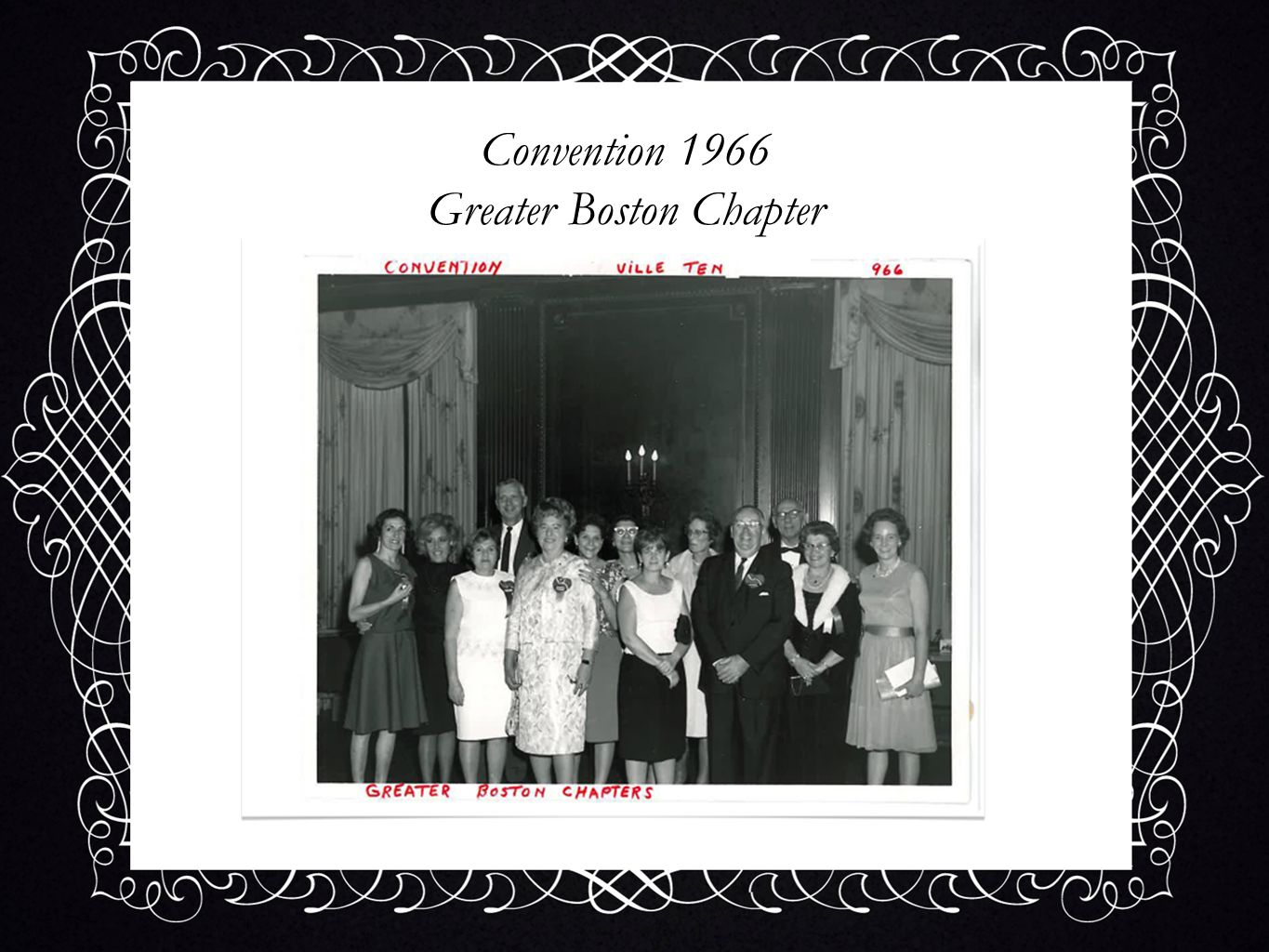 Greater Boston Chapter