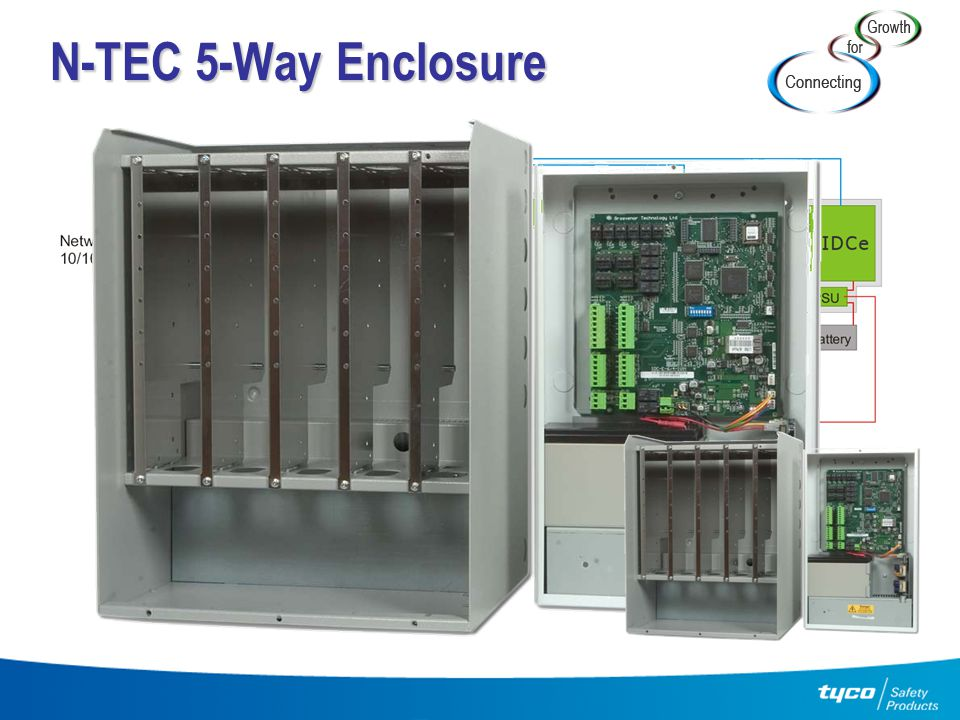 N-TEC 5-Way Enclosure