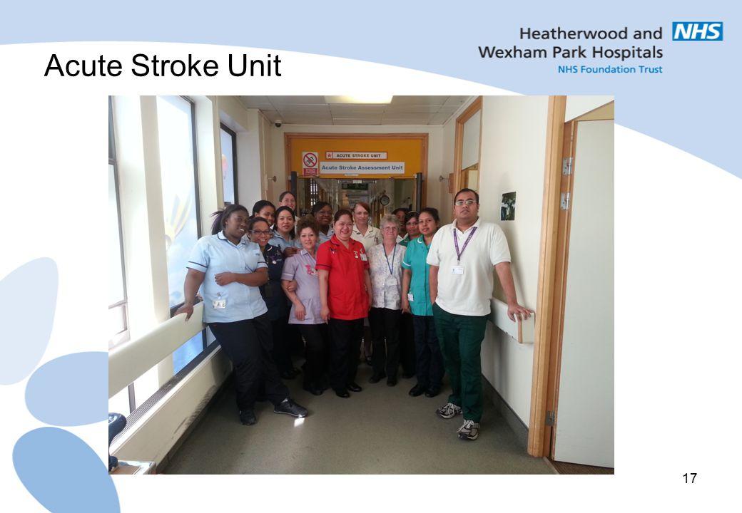 Acute Stroke Unit