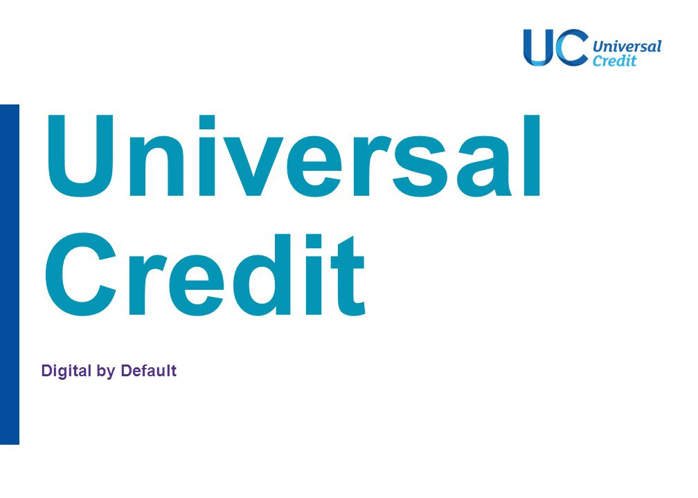 Universal Credit – why a digital service