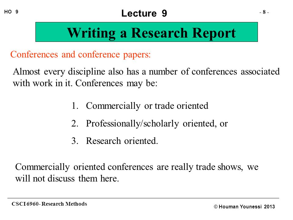 Conferences and conference papers: