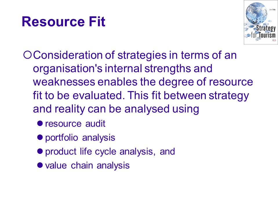 Resource Fit