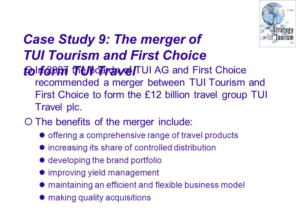 an analysis of the tui group tourism essay We have put together a team of expert essay writers who are highly competent in effective academic writing tui group and the catering facilities of emirates airline in dubai assignment task analysis of the operational activities in tui travel 20 4.