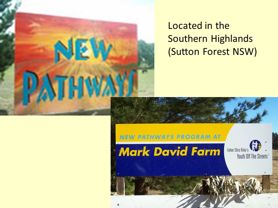 Located in the Southern Highlands (Sutton Forest NSW)