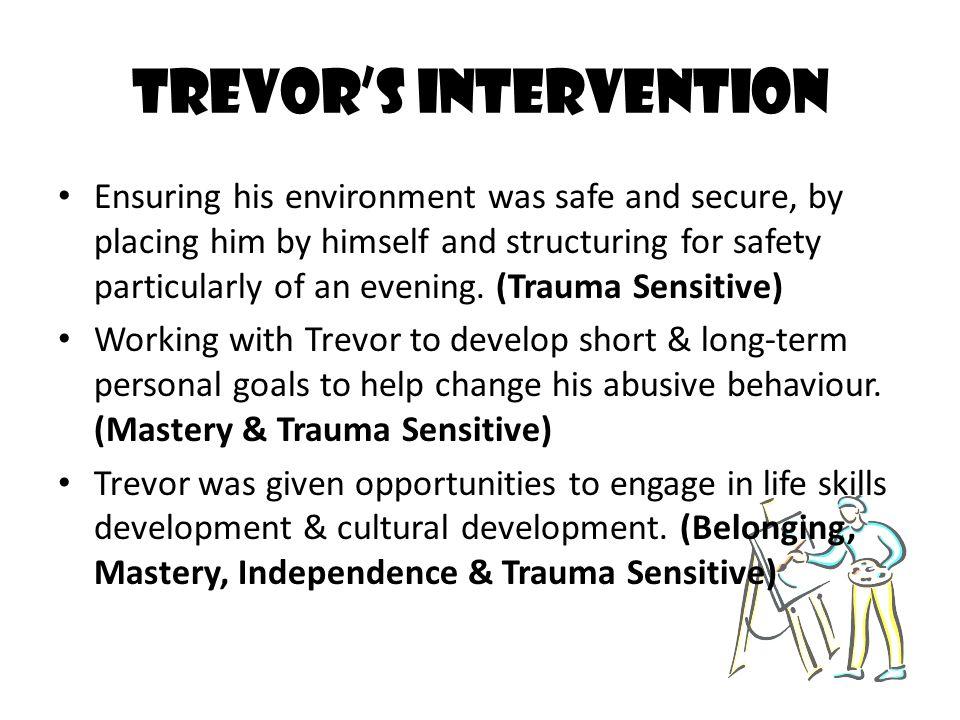 Trevor's Intervention