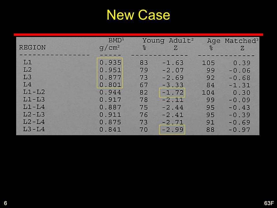 New Case 6 63F