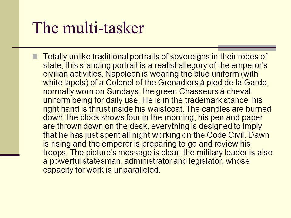 The multi-tasker
