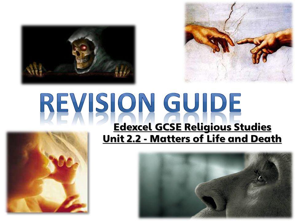 Revision Guide Edexcel GCSE Religious Studies