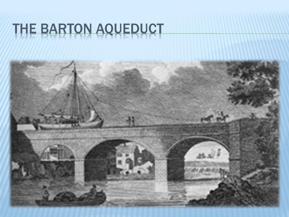 The Barton Aqueduct