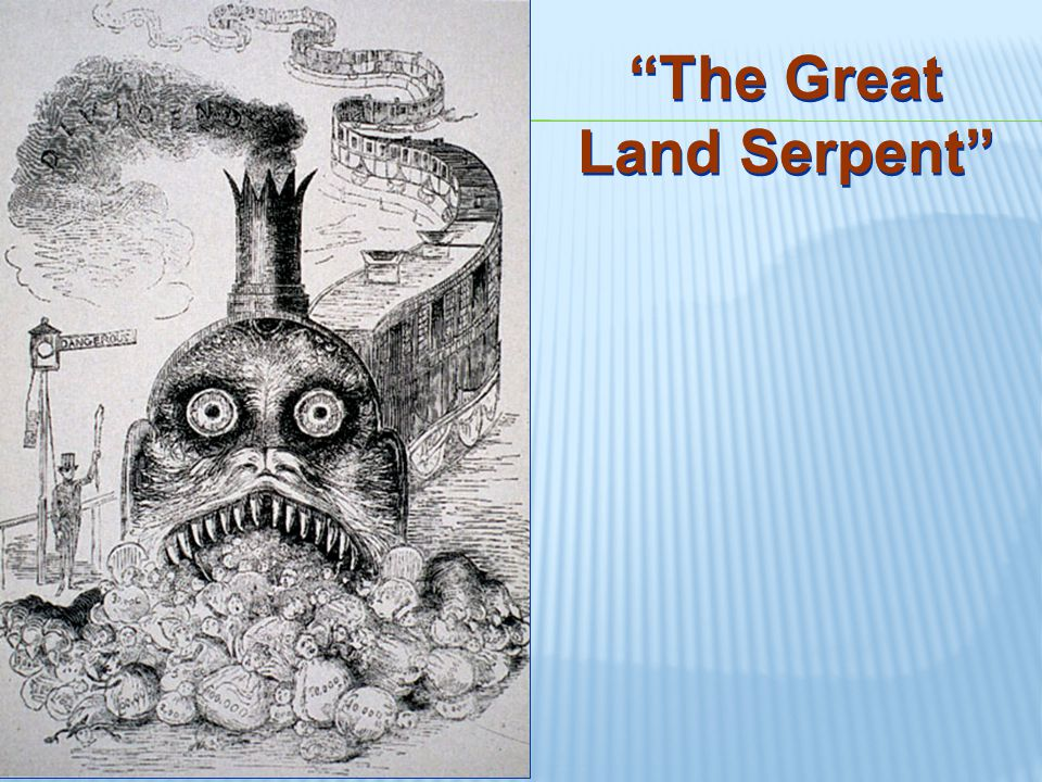 The Great Land Serpent