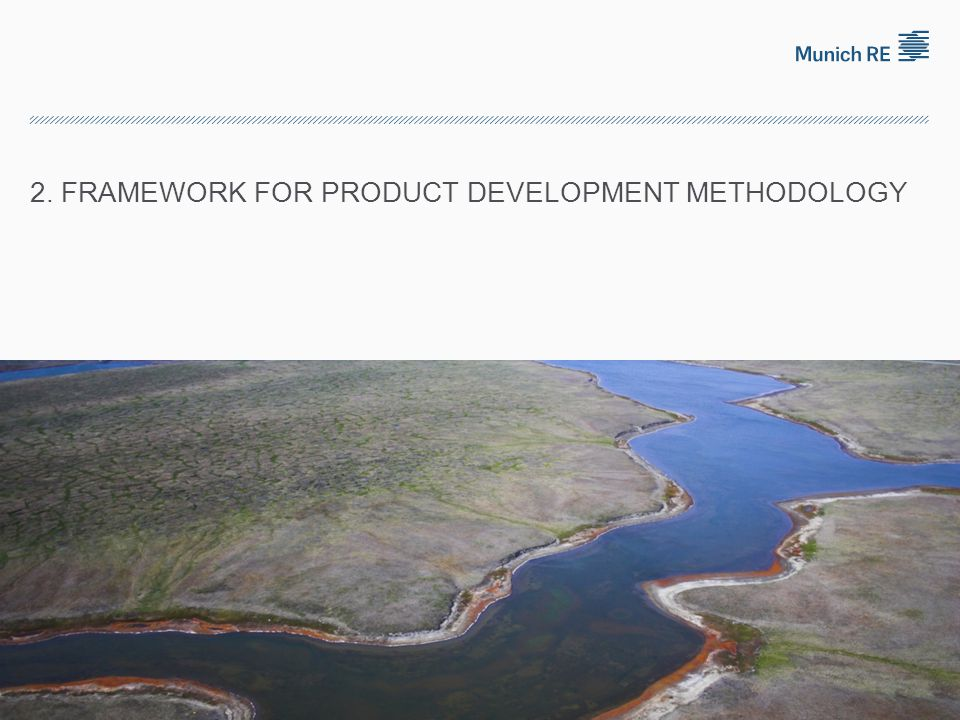 2. Framework for product development methodology