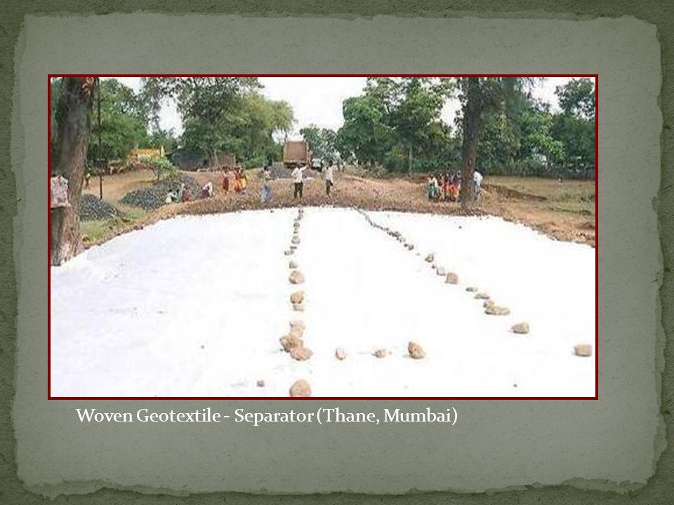 Woven Geotextile - Separator (Thane, Mumbai)