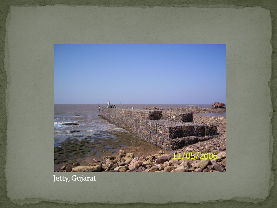 Jetty, Gujarat
