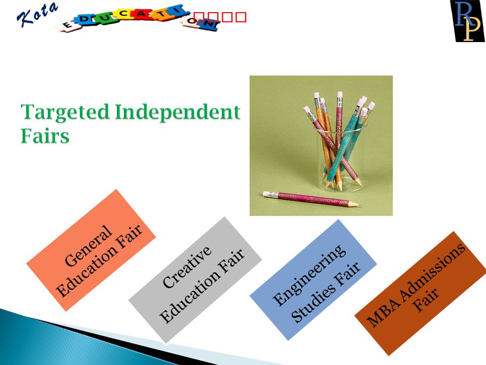 Targeted Independent Fairs