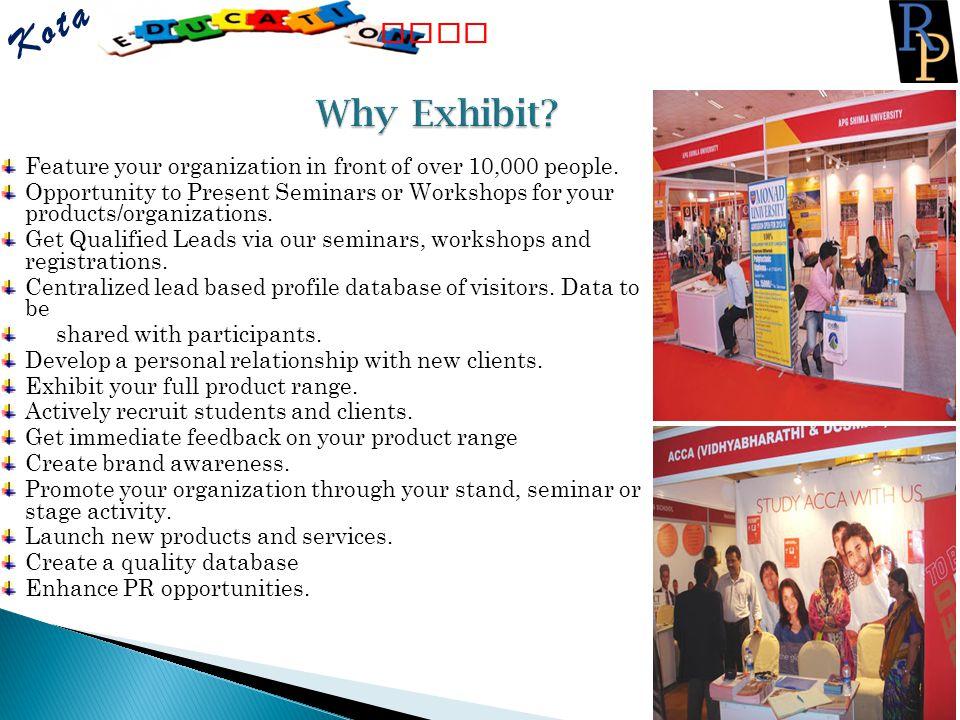 Kota Fair Why Exhibit Fair