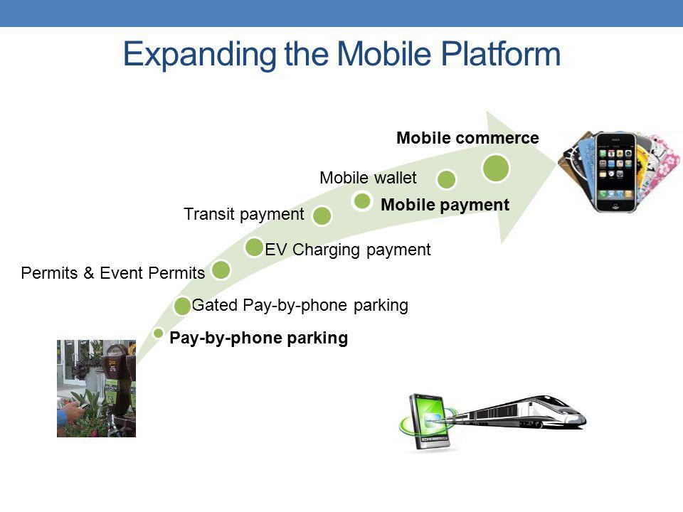 Expanding the Mobile Platform