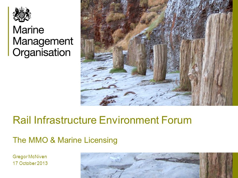 Rail Infrastructure Environment Forum
