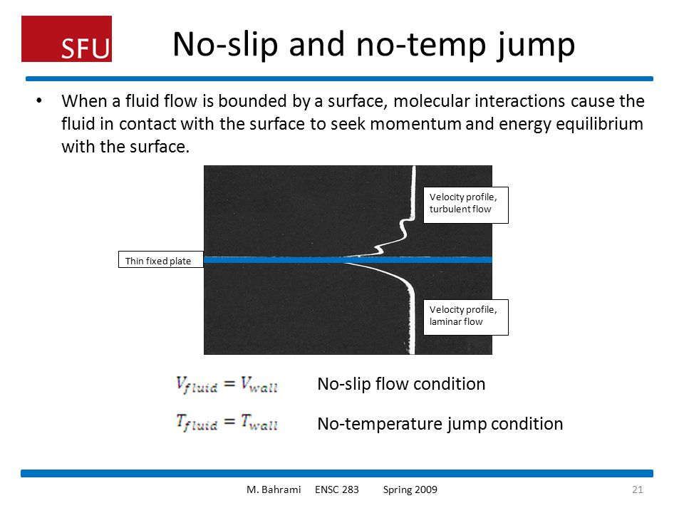 No-slip and no-temp jump