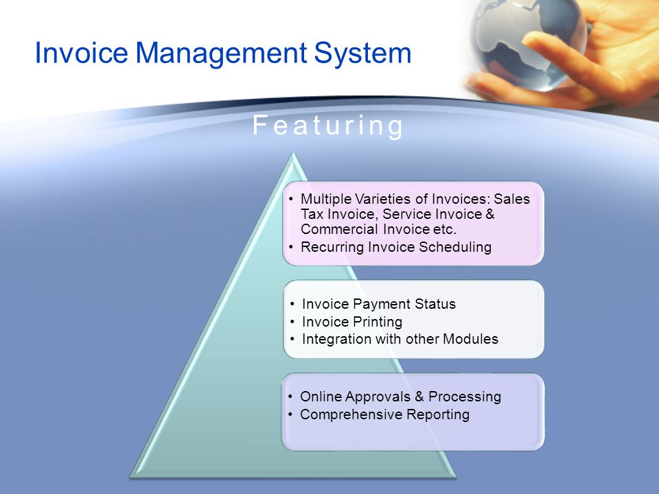 Invoice Management System