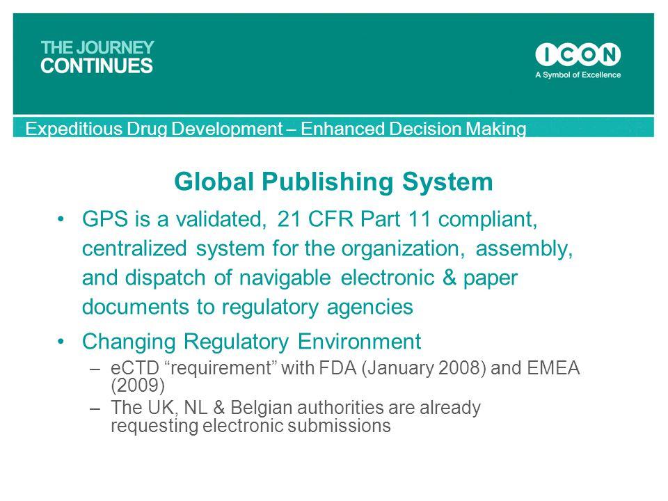 Global Publishing System