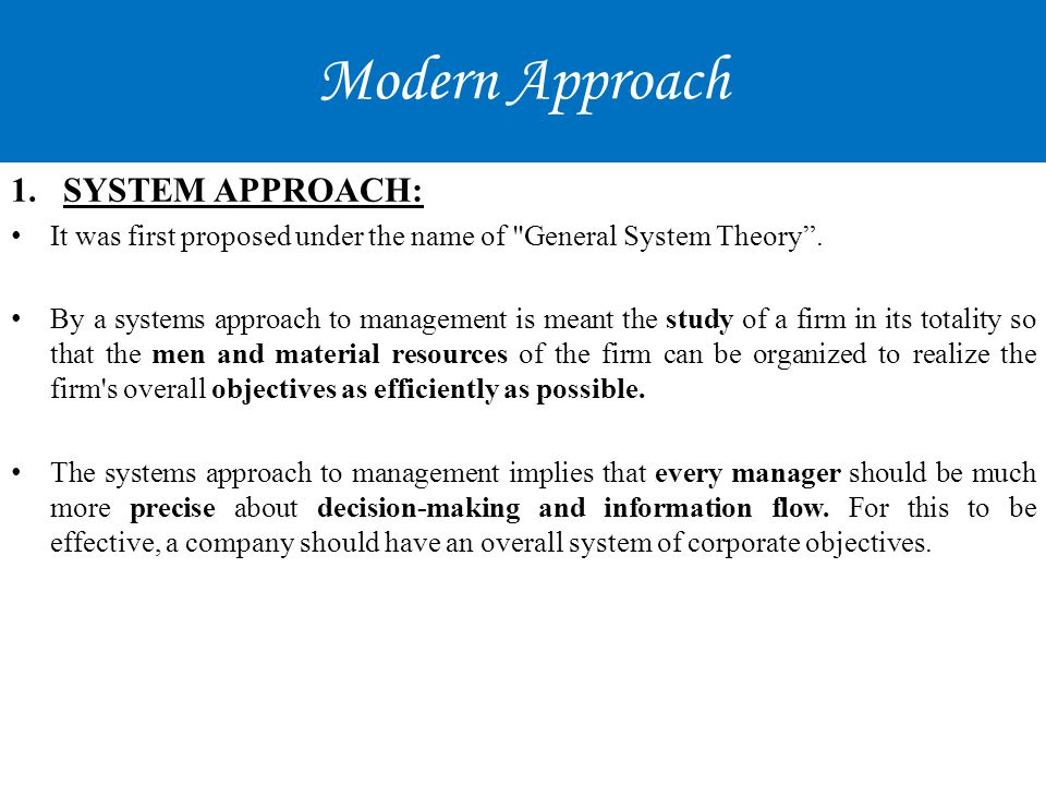 theoretical management and its modern day The academy of management review (amr)  current state of the art for  publishing theory, perhaps  this an adaptive role in society, and it serves as.