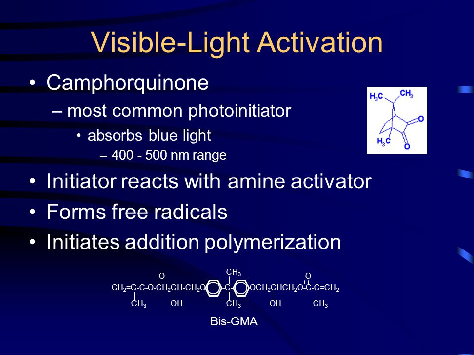 Visible-Light Activation
