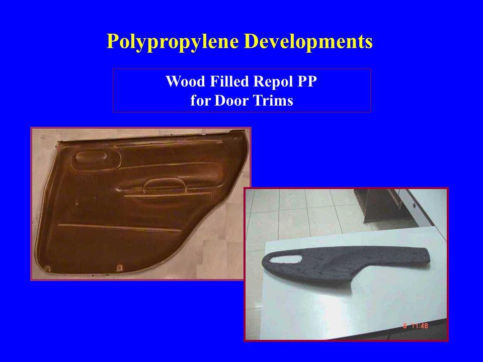 Polypropylene Developments