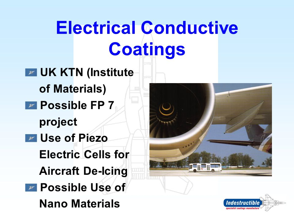 Electrical Conductive Coatings