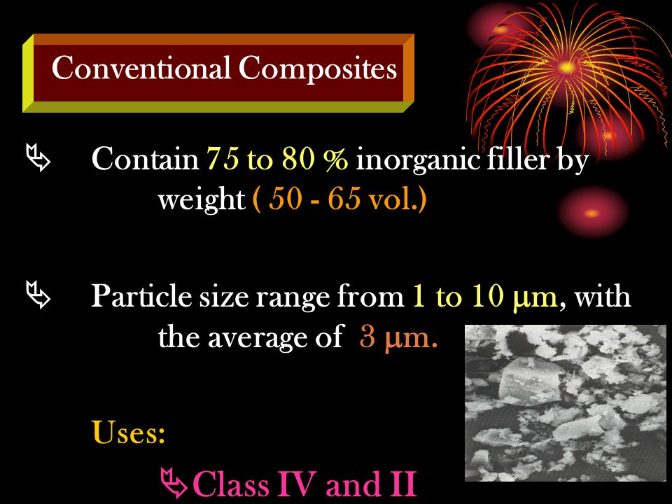 Conventional Composites