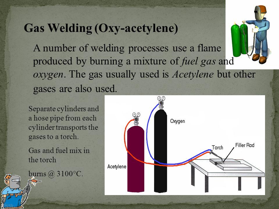 Gas Welding (Oxy-acetylene)