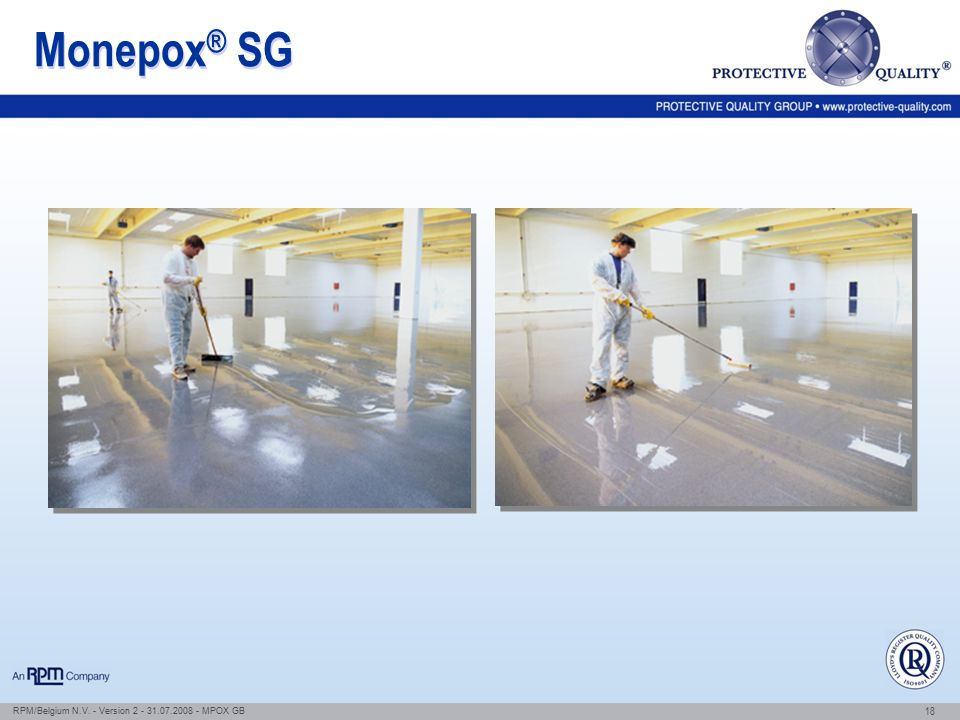 Monepox® SG RPM/Belgium N.V. - Version 2 - 31.07.2008 - MPOX GB