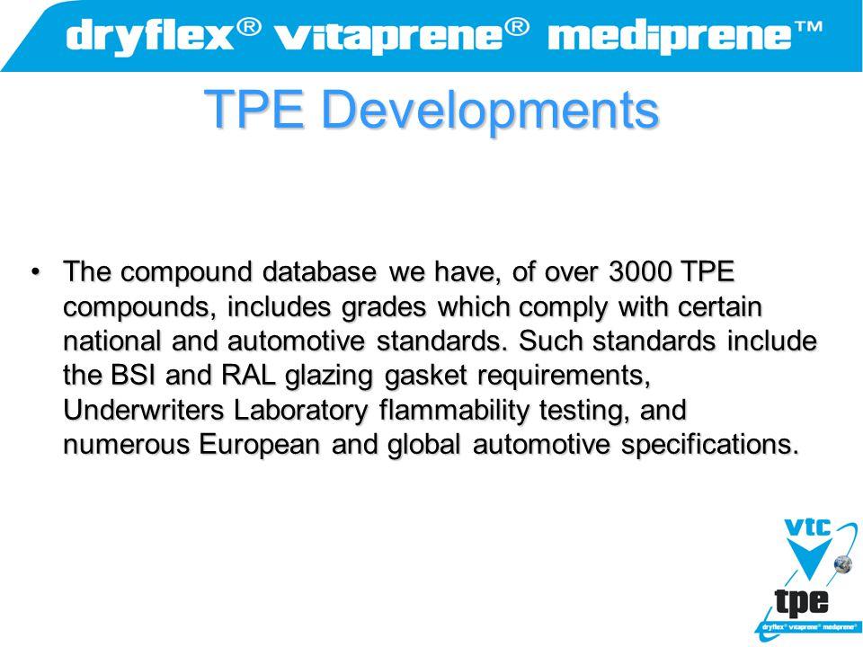TPE Developments