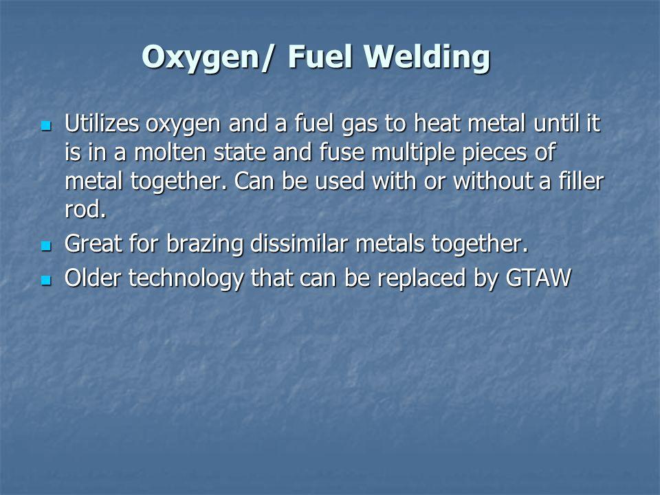 Oxygen/ Fuel Welding
